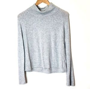 Madewell Gray Turtleneck Size Medium